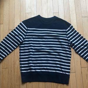 J. Crew Nautical LS Shirt